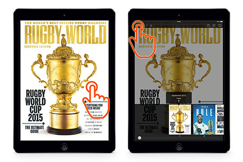 How to read digital magazines 5